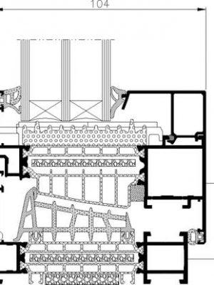 MB-104 tech tekening